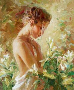 Quadro di Michael e Inessa Garmash